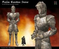 Avalon Guardian Statue