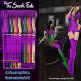 T7E: Justa Romper & Boots - Purple