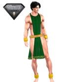 XK Roman Life III Green