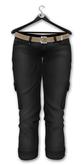 !Rebel Hope - Cargo Mesh Pants Black
