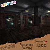 Skit's Kit - Abandoned Factory Skybox