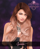 [RA] Jasmin Hair - Ombres & Roots