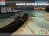 Canoe Rezzer System - Delacruz Technologies