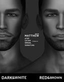 /Mr. Ronnie/ beard Matthew DEMO #TMP Catwa Omega Signature