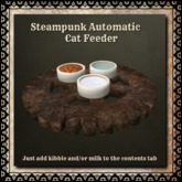 Steampunk Automatic Feeder (Boxed)