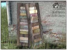Yesteryears Rustic Old Doors