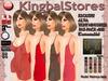 KS OUTFIT ALVA TIGHT MINI DRESS  FAT-PACK v2.01(Customizble