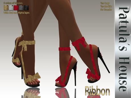 *Patulas House Ribbon Heels (UPDATE 2017)