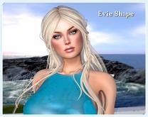Evie for  CATWA Kimberley bento head
