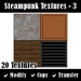 Steampunk Textures - Set 3
