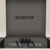 -VIXX- Mesh backdrop - Come with me now