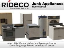 RiDECO - Junk Appliances