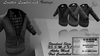 -Treized Designs- Leather Lumberjack Vintage DEMO