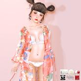 ASO! Silky Kimono (Kanazawa) - Slink / Maitreya / Belleza / TMP