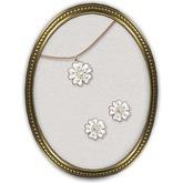 """.:*:. Kotolier .:*:. """"sakura"""" jewelry set (diamond)"""