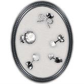 .:*:. Kotolier .:*:.  P001 ear pierce set (silver)