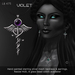 """Jewel Aesculap """"Violet"""""""