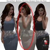 bag outfit Ginevra Beje *Arcane Spellcaster* Ak-Creations