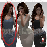bag outfit Ginevra Jeans *Arcane Spellcaster* Ak-Creations