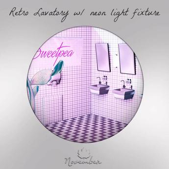 Nov.- Retro Lavatory