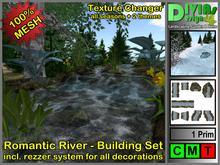 Romantic River - Building Set