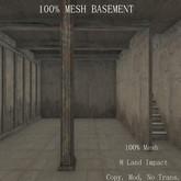 100% Mesh Basement. 8LI
