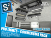 S2 Pro Lights - Commercial Pack