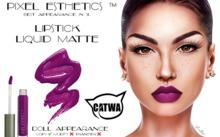 .:DA:. Lipstick Liquid Matte CATWA 4
