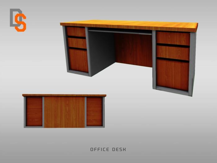 [DS] Office Desk