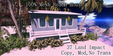 100% Mesh Beach House 37LI