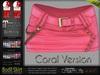 Bodil Coral Hot Mini Female Skirt - Maitreya Lara, Slink Physique Hourglass, Belleza - DreamLife - FashionNatic