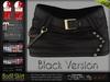 Bodil Black Hot Mini Female Skirt - Maitreya Lara, Slink Physique Hourglass, Belleza - DreamLife - FashionNatic