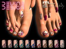 Devine Design - Maitreya Special Design Finger & Toe Nails 02