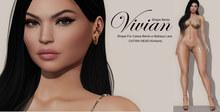 Shape Bento- Vivian-Kimberly for Maitreya and kimberly catwa