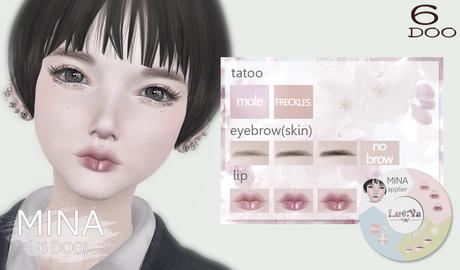 [Luv:Ya] MINA skin DEMO (for 6DOO)