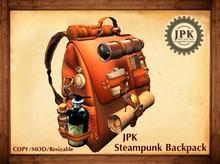 **JPK Steampunk Backpack BOX