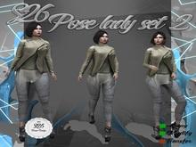 S26 pose lady set 2