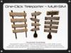 -W- One-Click Teleporter - Wooden Signals  [Multi-SIM]