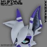 Akerasia MI Bat Style Ears