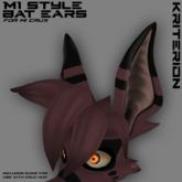 Kriterion MI Bat Style Ears