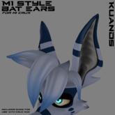 Kuanos MI Bat Style Ears