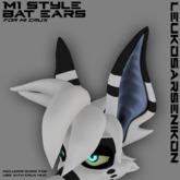 LeukosArsenikon MI Bat Style Ears