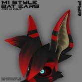 Pyr MI Bat Style Ears