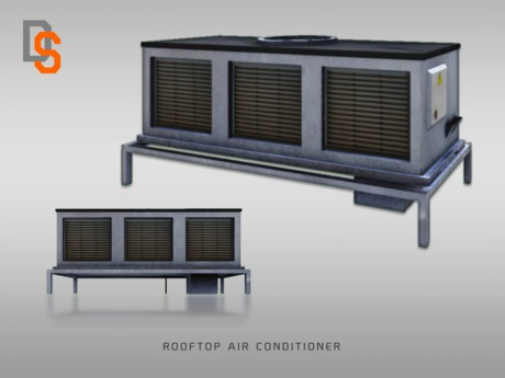 [DI] Rooftop Air Conditioner