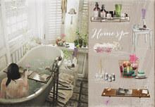 {vespertine} - home spa collection FATPACK