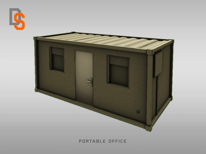[DI] Portable Office