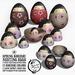 Schadenfreude Spring Kokeshi Nesting Eggs