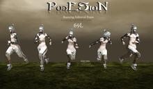 *PosESioN* Running Editorial Set