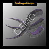 KD - DEMO Bento Dragon Tails