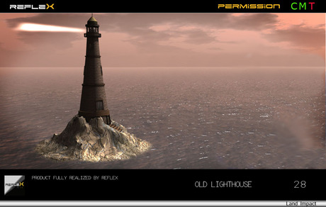 REFLEX [MESH]  [LightHouse] Ver. 1.1